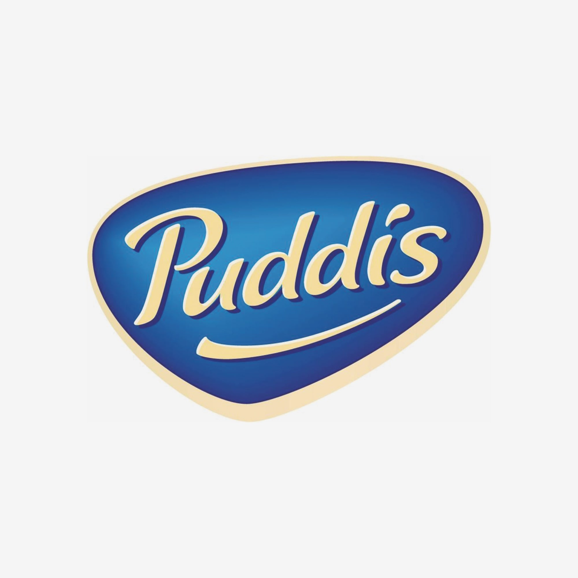 Logo of Puddis a brand of FrieslandCampina