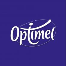 Logo of Optimel a FrieslandCampina brand