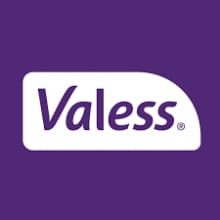 Logo of Valess a FrieslandCampina brand